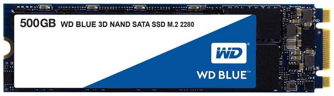 Disco duro SSD M.2 Western Digital