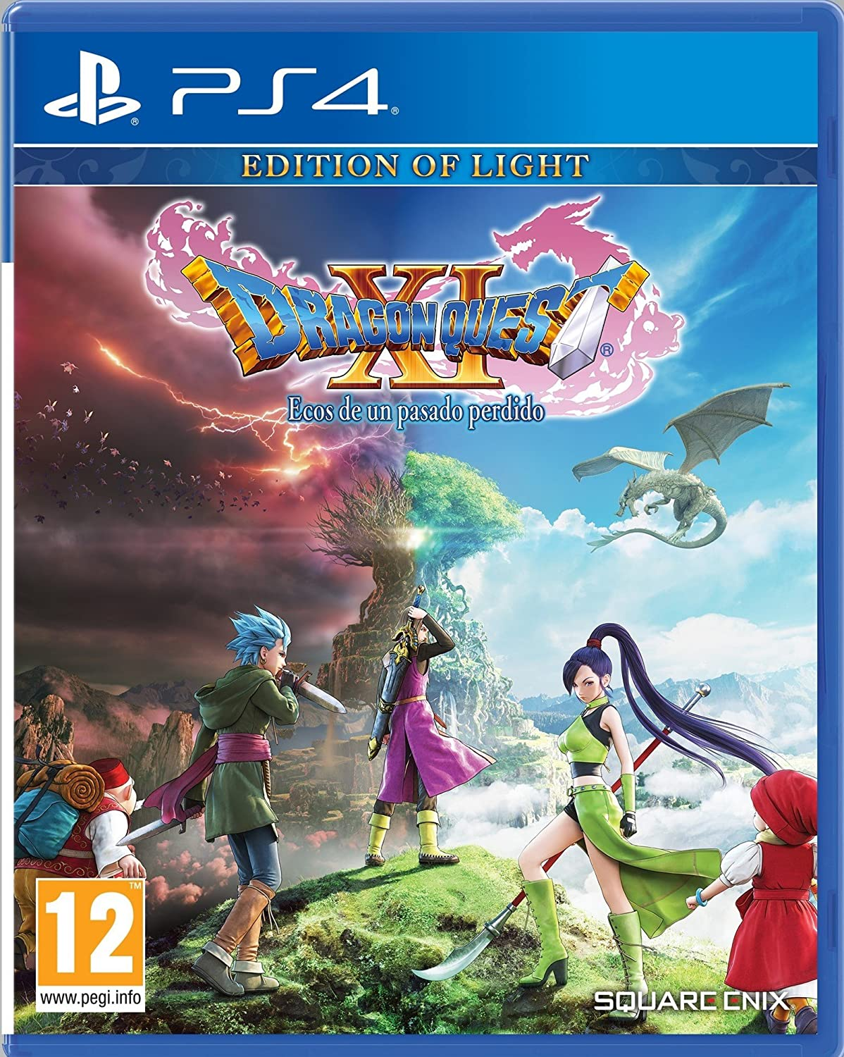 Dragon Quest XI: Edition Of Light PS4