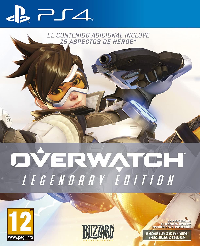 Overwatch Legendary PS4