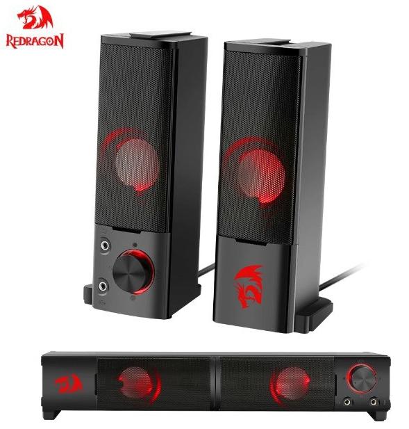 Barra de sonido Redragon GS550