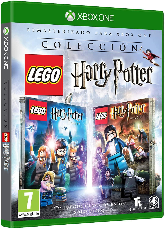 Videojuego Lego Harry Potter Collection para Xbox