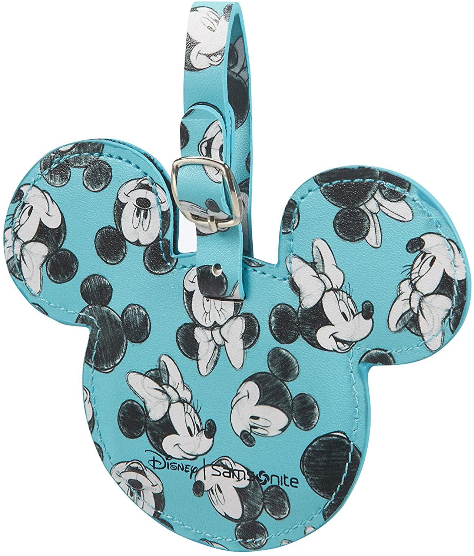 Etiqueta de Equipaje Samsonite Disney