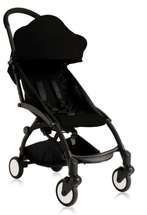 Carro de bebé plegable