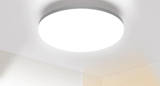 Luz LED de techo