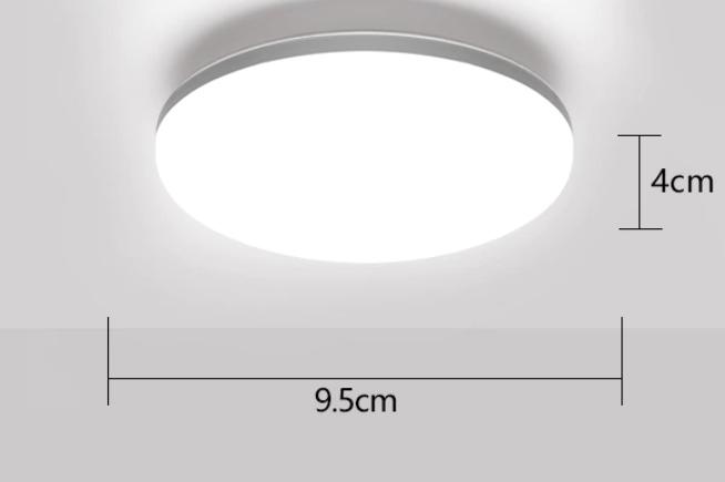 Lámpara de techo LED ultradelgada