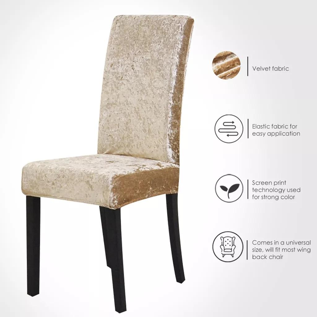 Fundas de licra para sillas