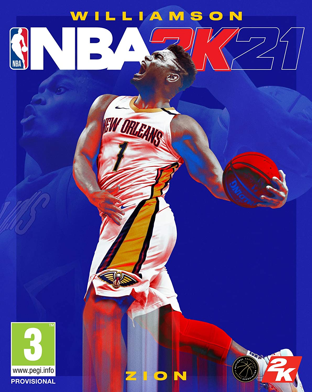 NBA 2k21 Estándar Edition Playstation 5