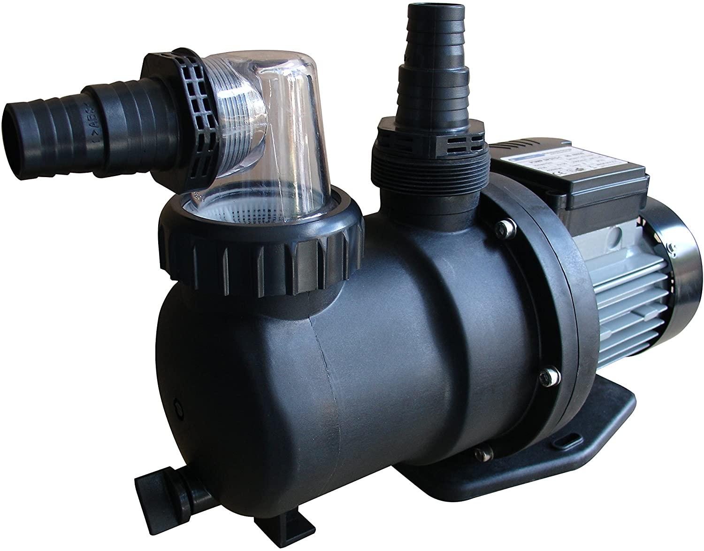 Bomba de filtración para piscinas de 550W