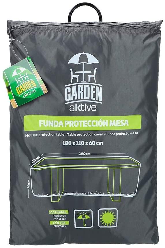 Funda para mesa de jardín 200x130x60cm