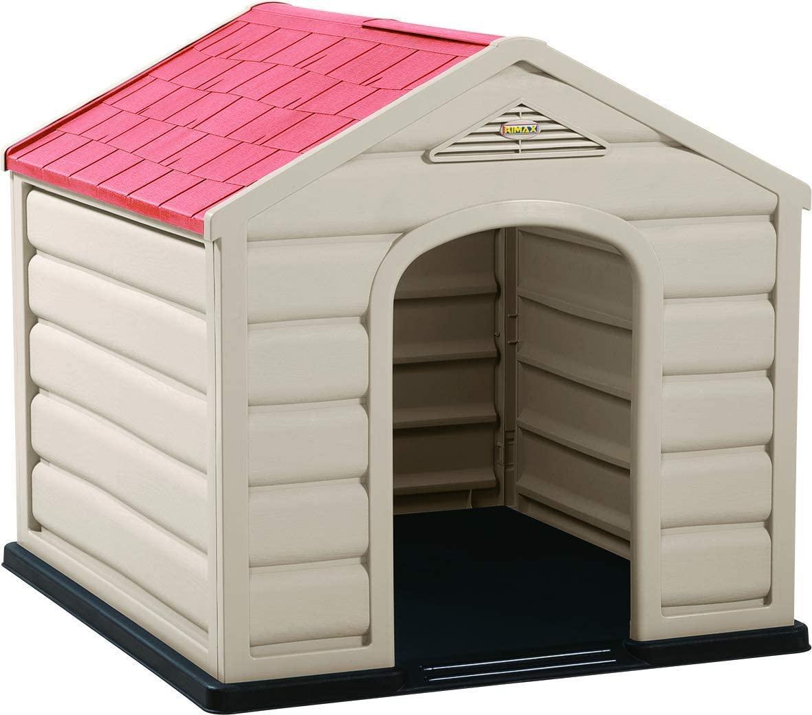 Caseta de perro para jardín