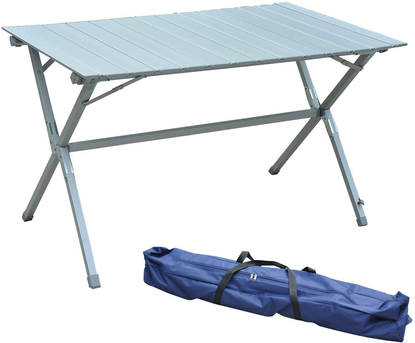 Mesa Plegable de camping
