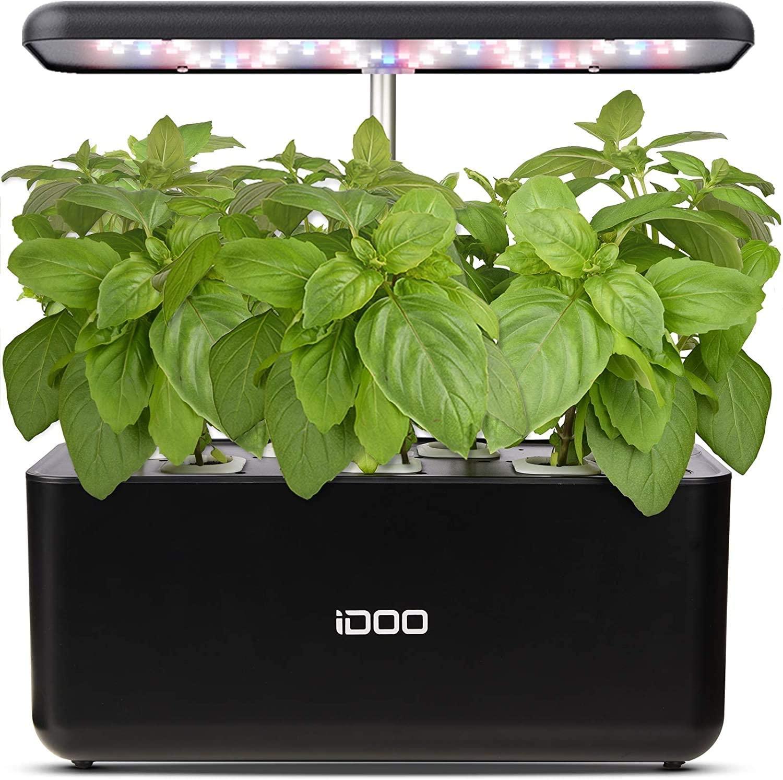 istema de cultivo hidropónico para interior