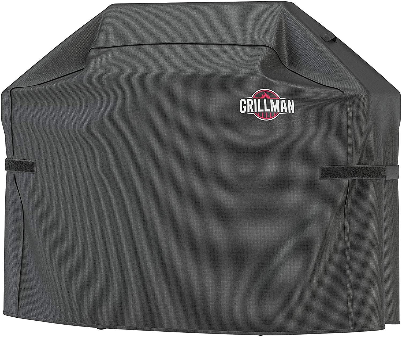 Grillman Funda impermeable para barbacoa 183cm