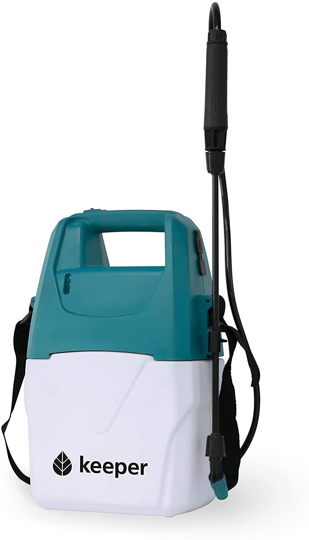 Keeper Pulverizador eléctrico para jardín