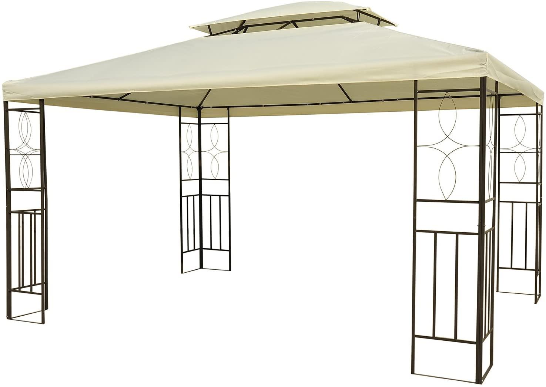 Gazebo cenador para terraza 3x4x2.65m