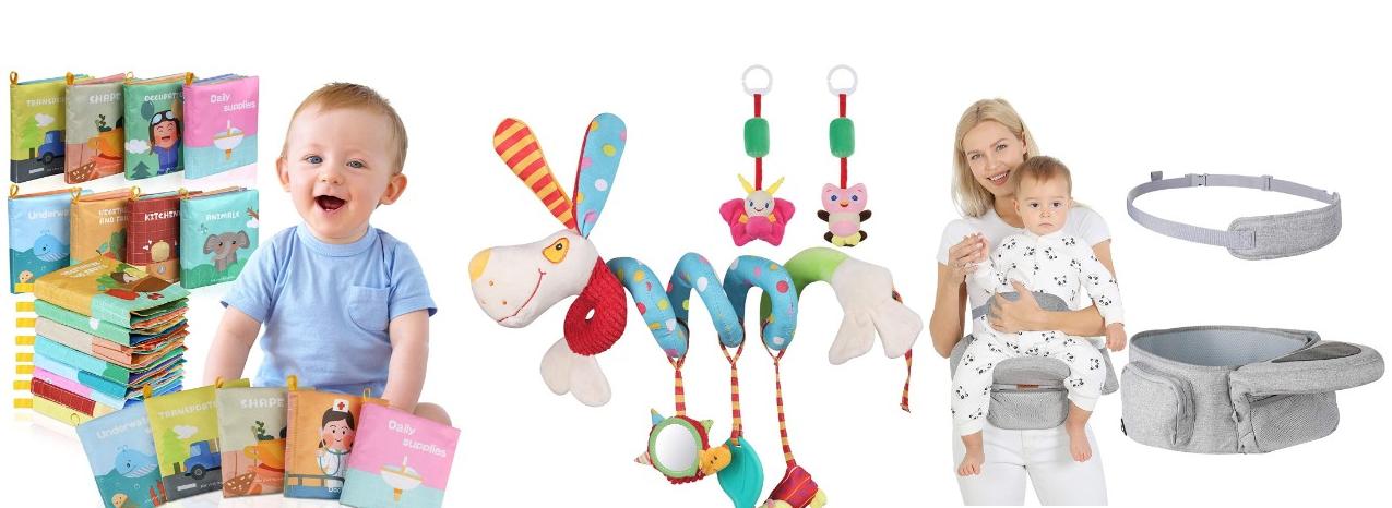 Descuentos en juguetes Lictin para bebé