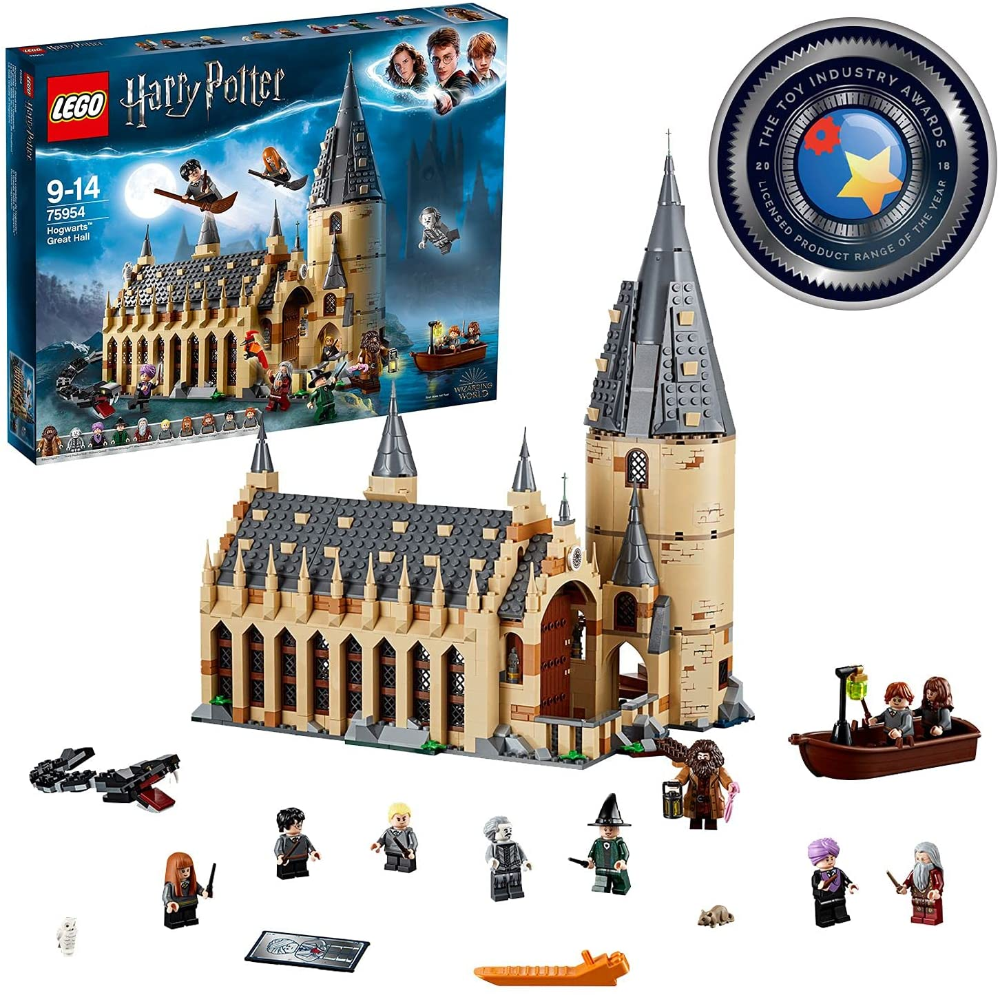 LEGO Harry Potter: Gran Comedor de Hogwarts
