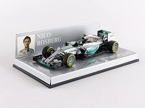 Réplica Mercedes AMG de Nico Rosberg