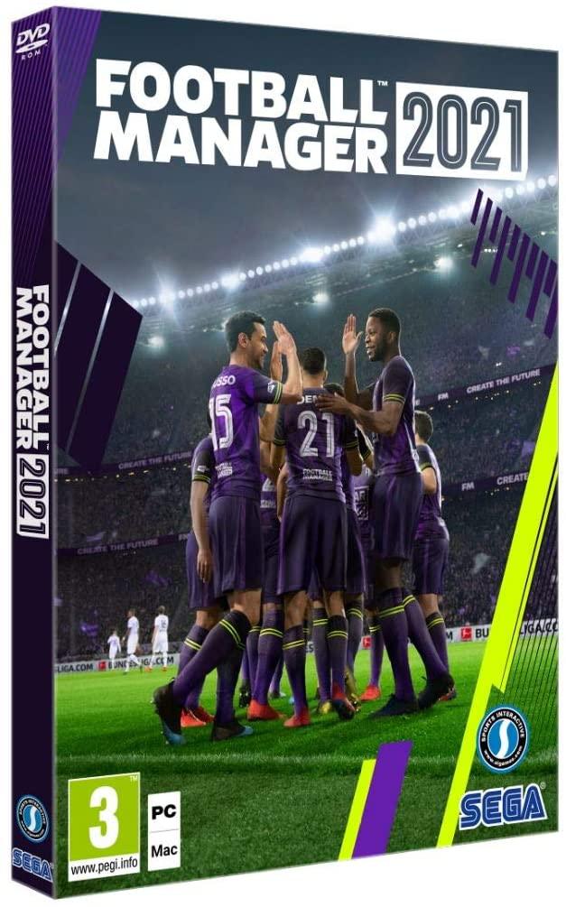 Football Manager 2021 para PC