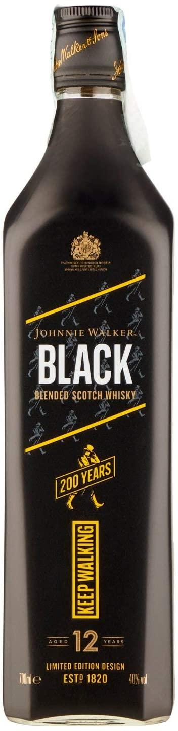 Johnnie Walker Black Label 200 aniversario
