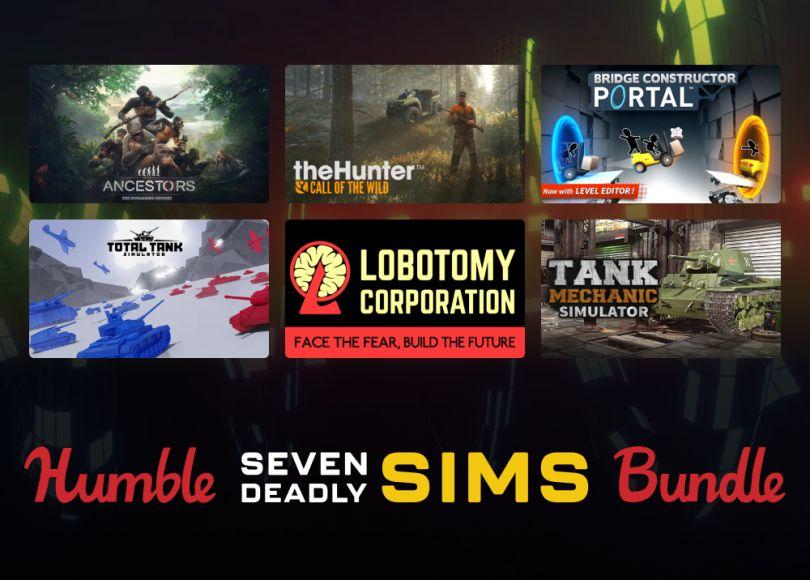 Humble Seven Deadly Sims Bundle
