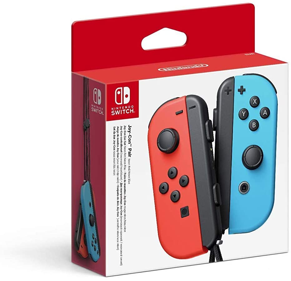 Mandos Joycon Nintendo Switch
