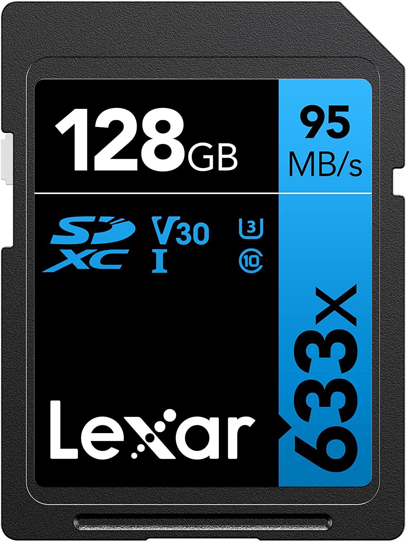 Lexar Professional 633x 128gb