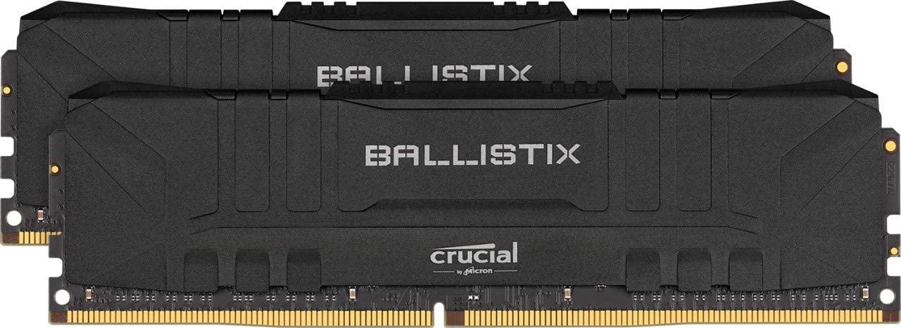 Crucial Ballistix 16GB (2x8GB) DDR4 3200MHz