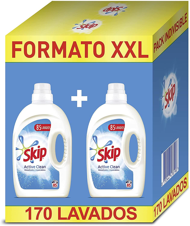 Skip Detergente Líquido Pack Ahorro 85x2