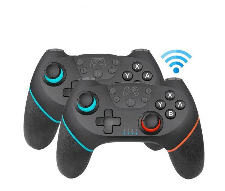 2 mandos pro Bluetooth para Nintendo Switch