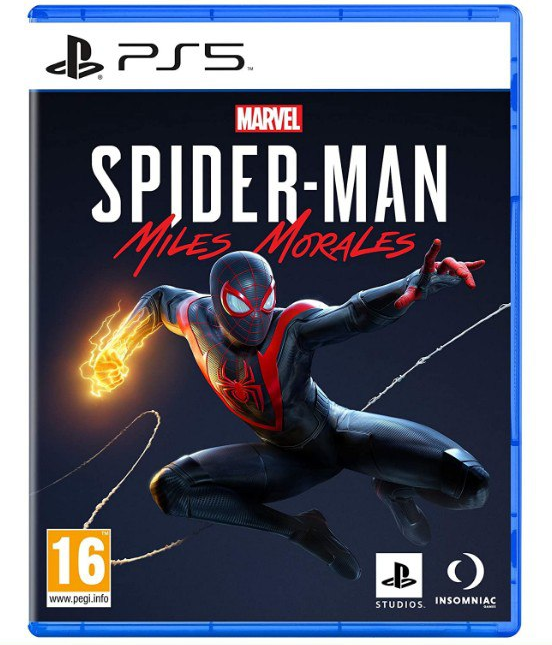 Marvel´S Spider-Man Miles Morales PS5