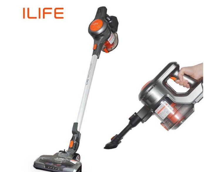Aspiradora inalámbrica iLife H70