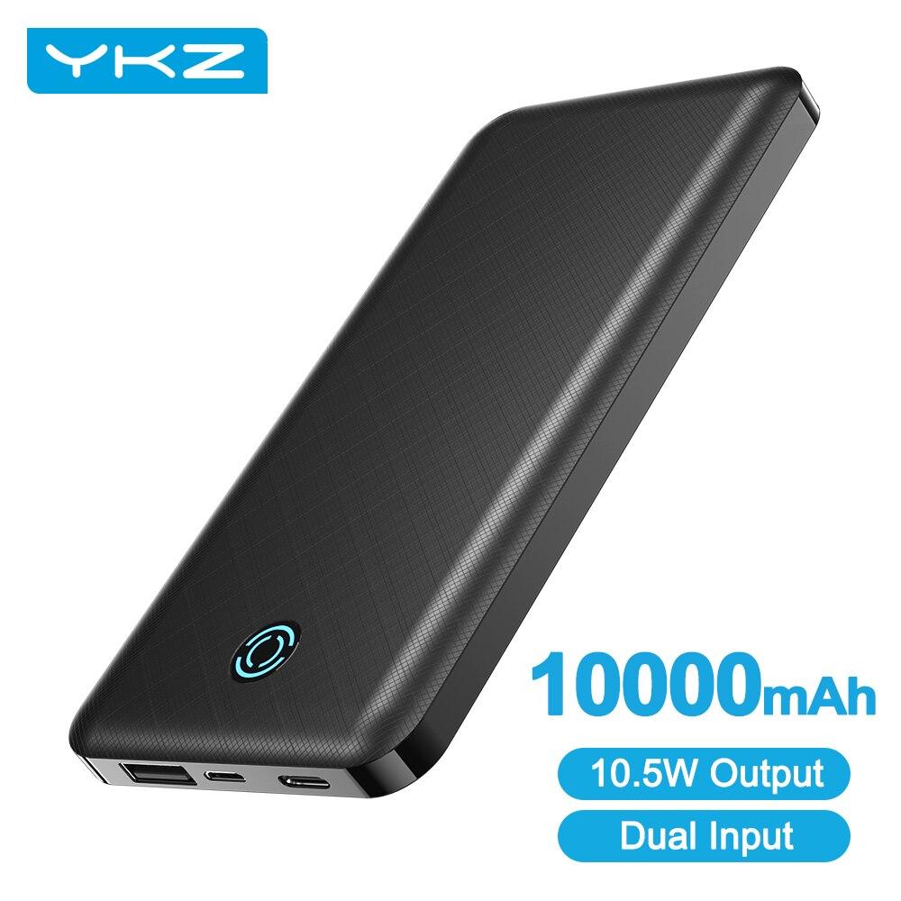 2 Powerbanks 10000mAh