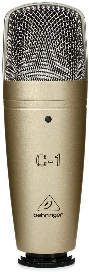 Micrófono de condensador Behringer C-1