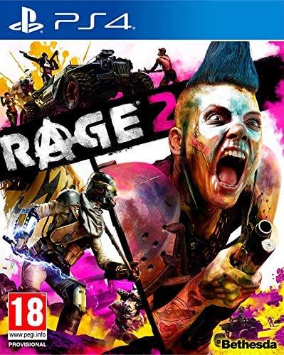 Juego PS4 Rage 2