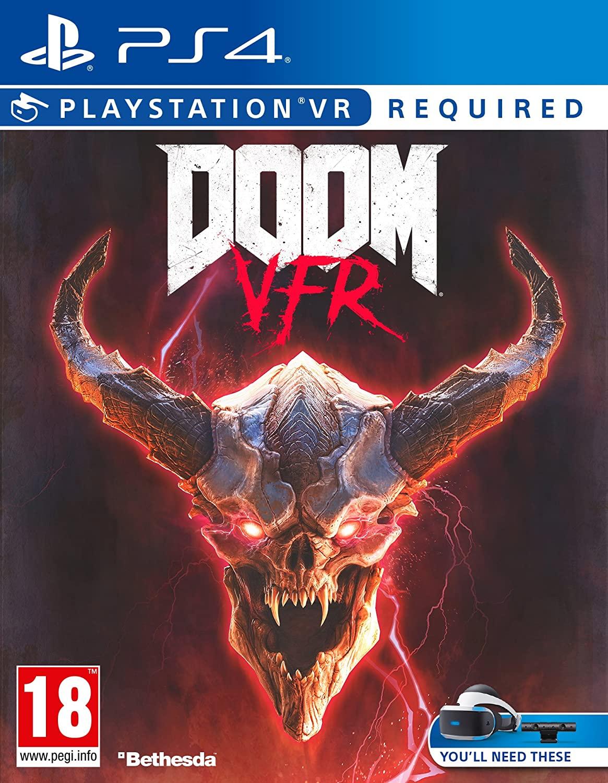 Doom VFR PlayStation 4