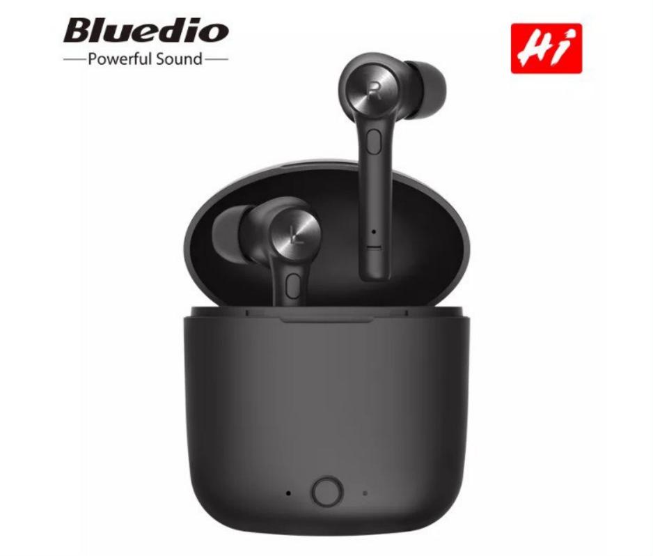 Auriculares Bluedio TWS inalámbricos