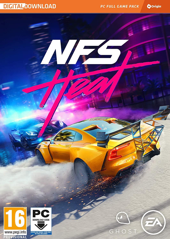 NFS Heat PC