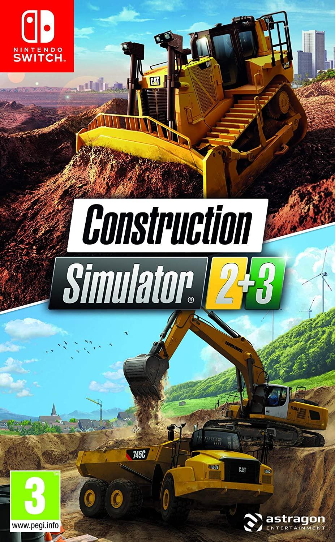Construction Simulator 2+3 Nintendo Switch
