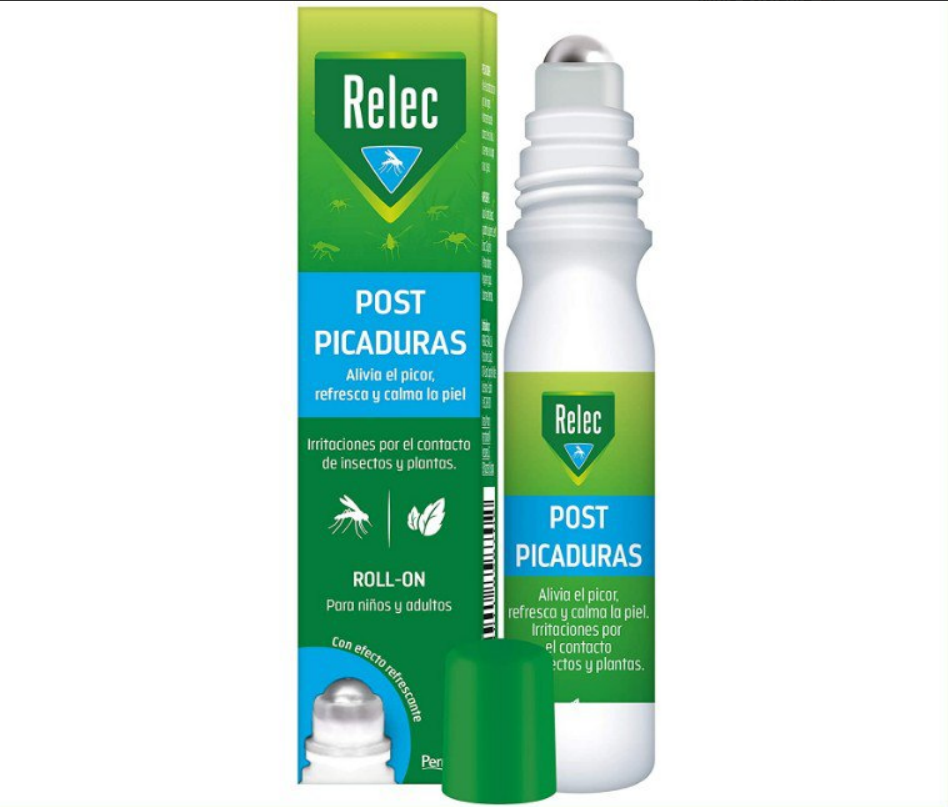 Relec Roll On Post-Picaduras de Insectos