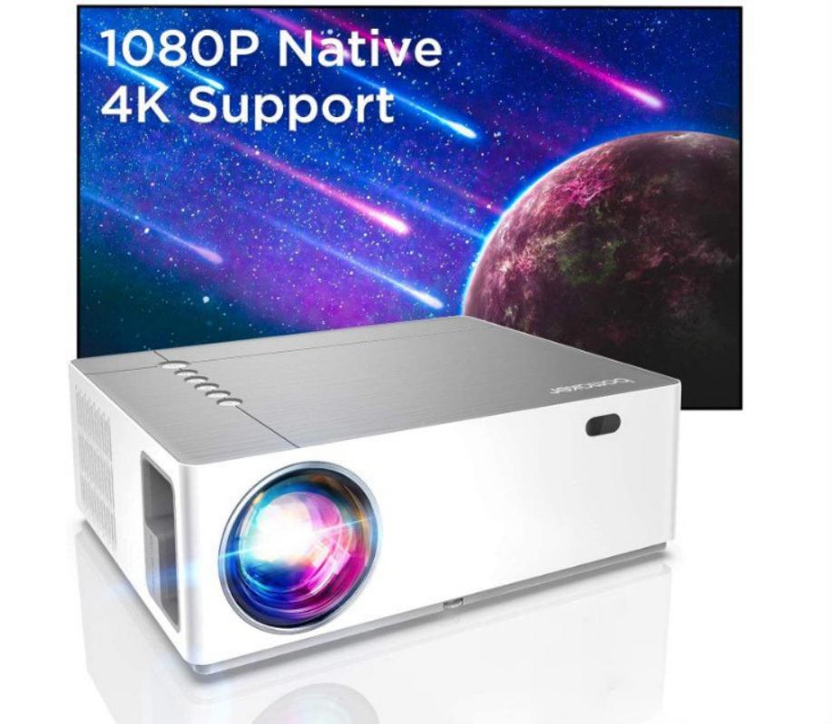 Proyector HD 1080 Nativo Bomaker