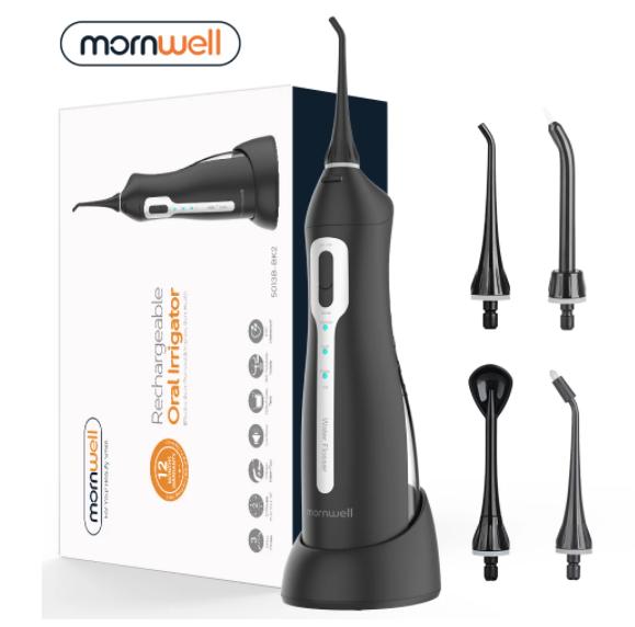 Irrigador dental portátil Mornwell