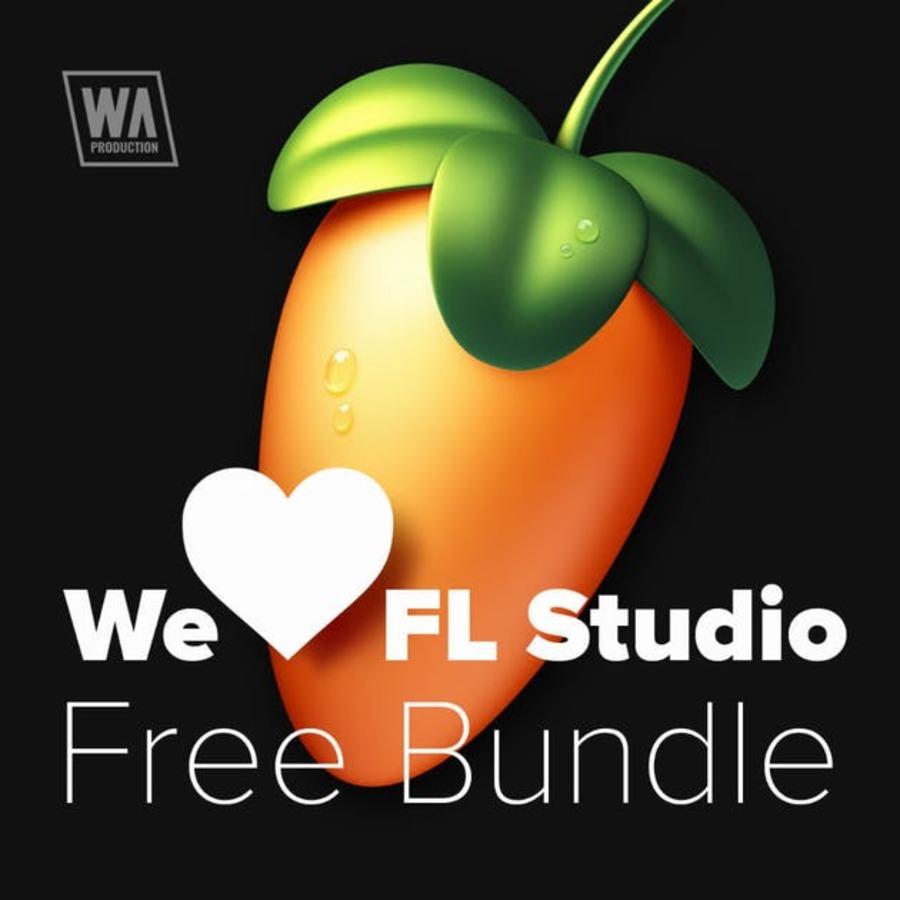 Bundle gratis We Love FL Studio