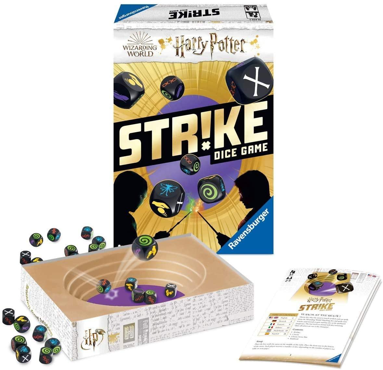Juego de mesa Strike de Harry Potter