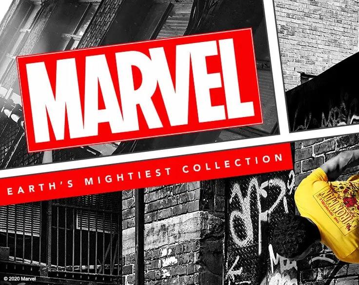30% Dto. en la colección Marvel (Camisetas, Jerséis y sudaderas)