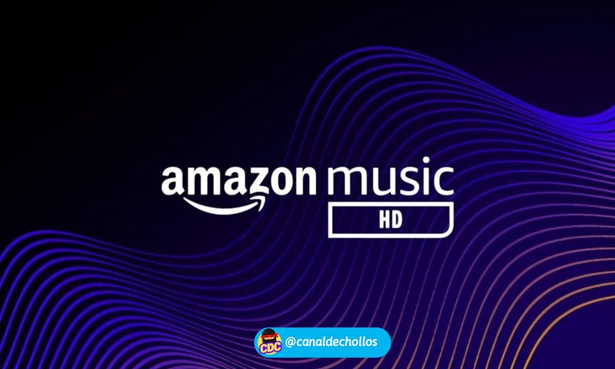 4 Meses de Amazon Music Unlimited HD