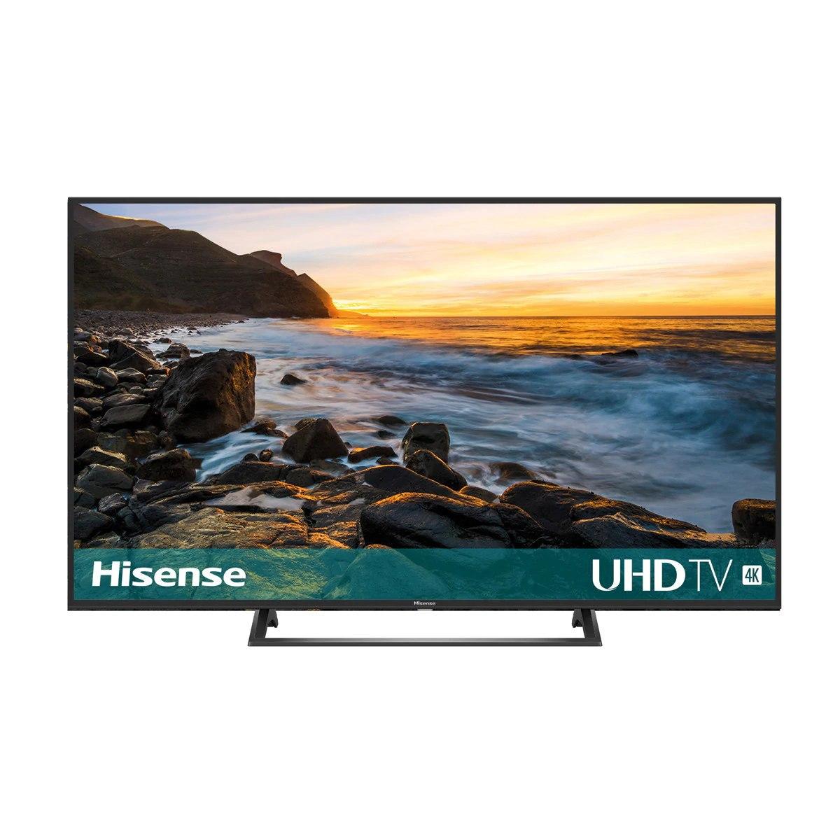 """TV LED 55"""" Hisense 4K HDR Smart TV"""