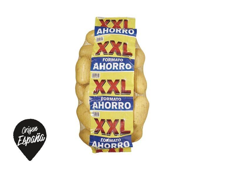 Saco 6 kg de patatas categoría 1 (Origen España)