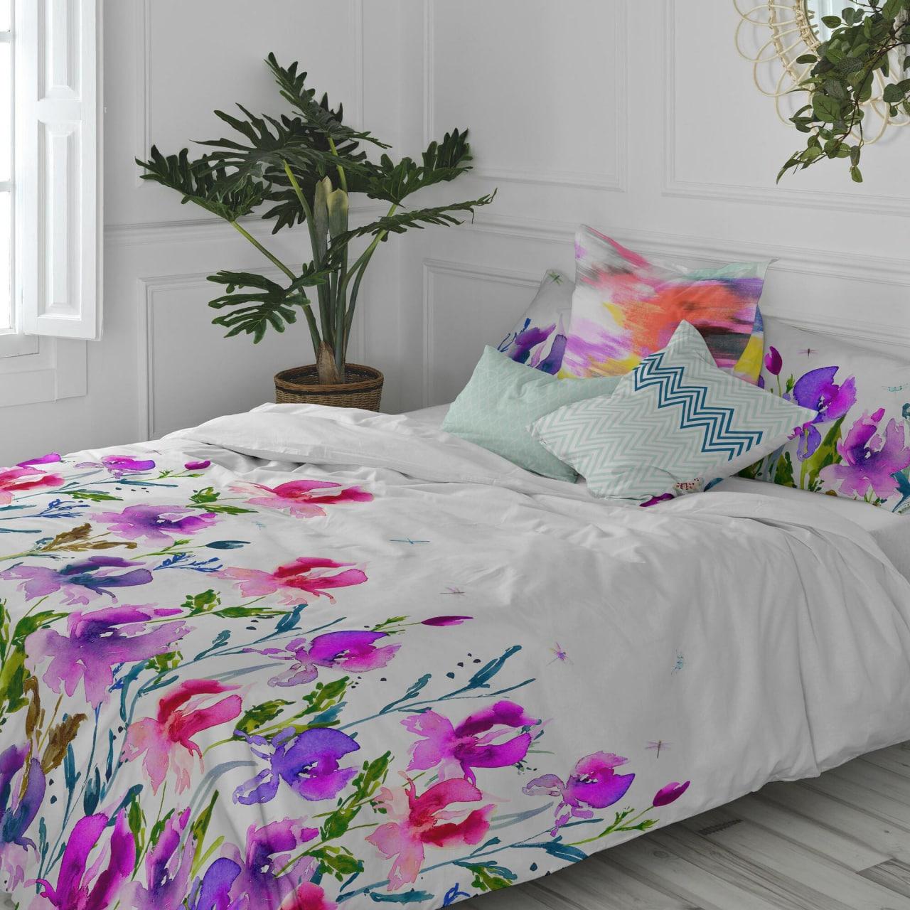 Fundas Nórdicas 100% algodón en gran variedad tallas/colores