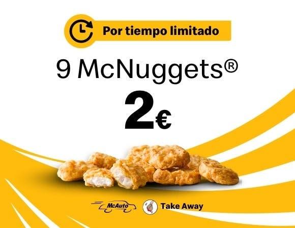 9 McNuggets